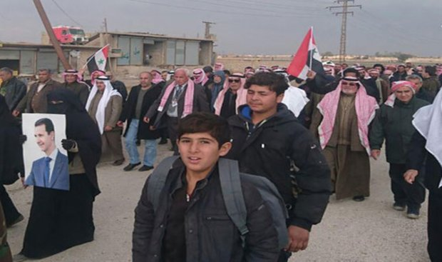 Photo of A new batch of displaced people return to their homes in Deir Ezzor
