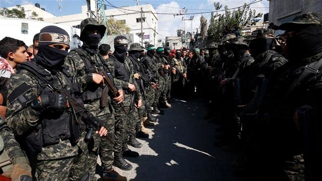 Photo of Islamic resistance front Hamas offers $1mn reward for info on botched Israeli op + Photos