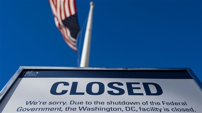 Photo of US shutdown cost twice as much as Trump's wall: CBO