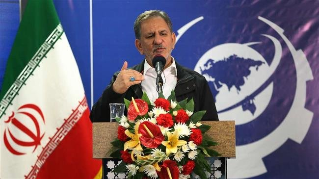 Photo of Iran impossible to sanction, able to sell oil: Veep