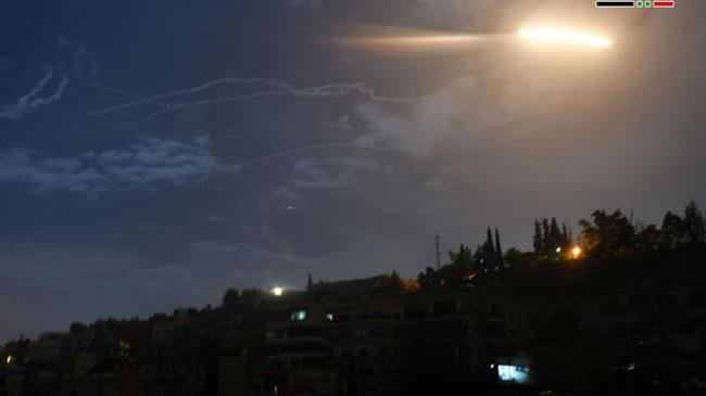 Photo of Syria downed over 30 Israeli cruise missiles, bombs