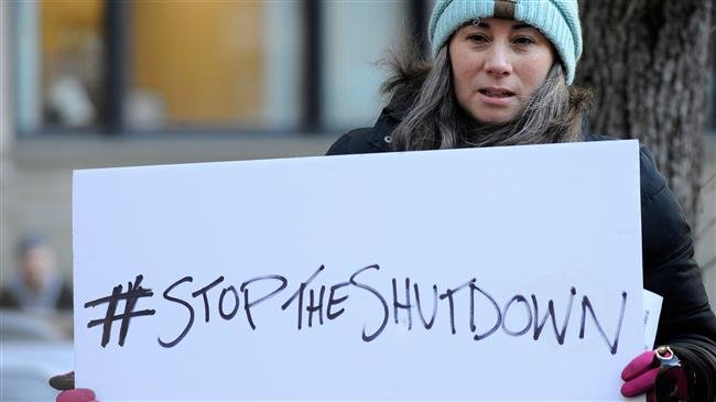 Photo of $170mn per day: US shutdown cost to exceed Trump's requested wall funding