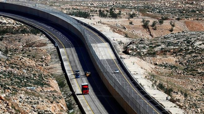 Photo of After apartheid wall, israel unveils 'apartheid road' in West Bank