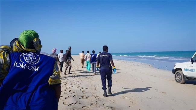Photo of 130 feared dead after two boats sink off Djibouti