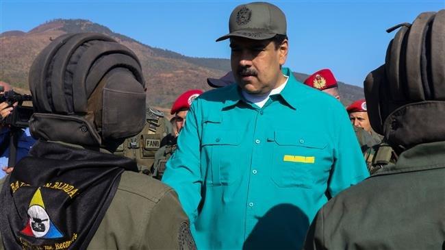 Photo of Hopeless UK allegedly seeking to unite EU against Maduro