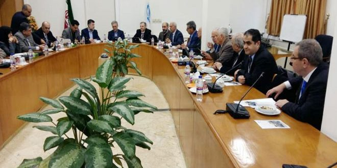 Photo of Damascus, Tehran universities sign a scientific cooperation deal
