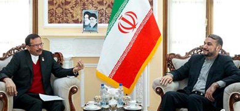 Photo of Iran welcomes national dialogue in Venezuela
