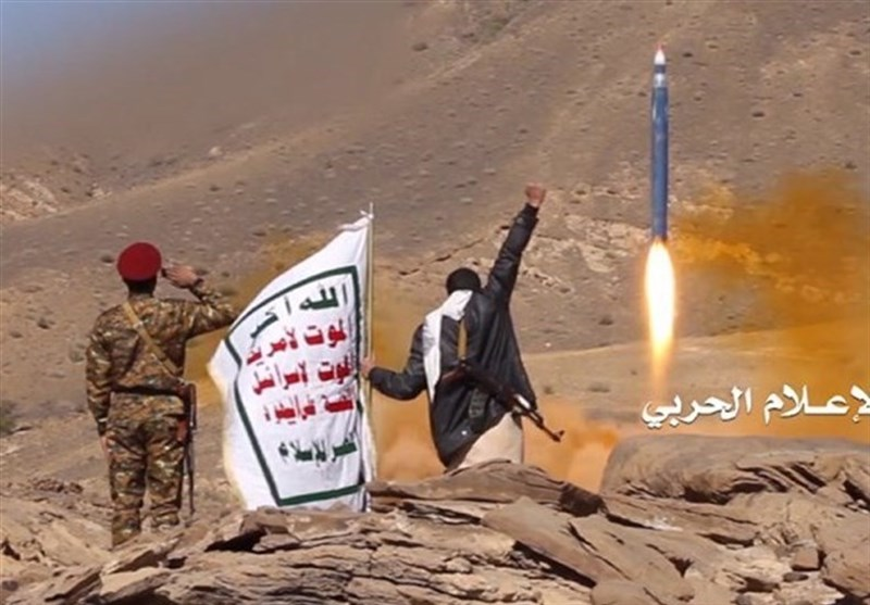 Photo of Yemeni Forces Fire Multiple Ballistic Missiles on Saudi Positions in Najran