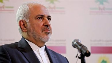 Photo of Iran's Foreign Minister Zarif announces resignation in Instagram post