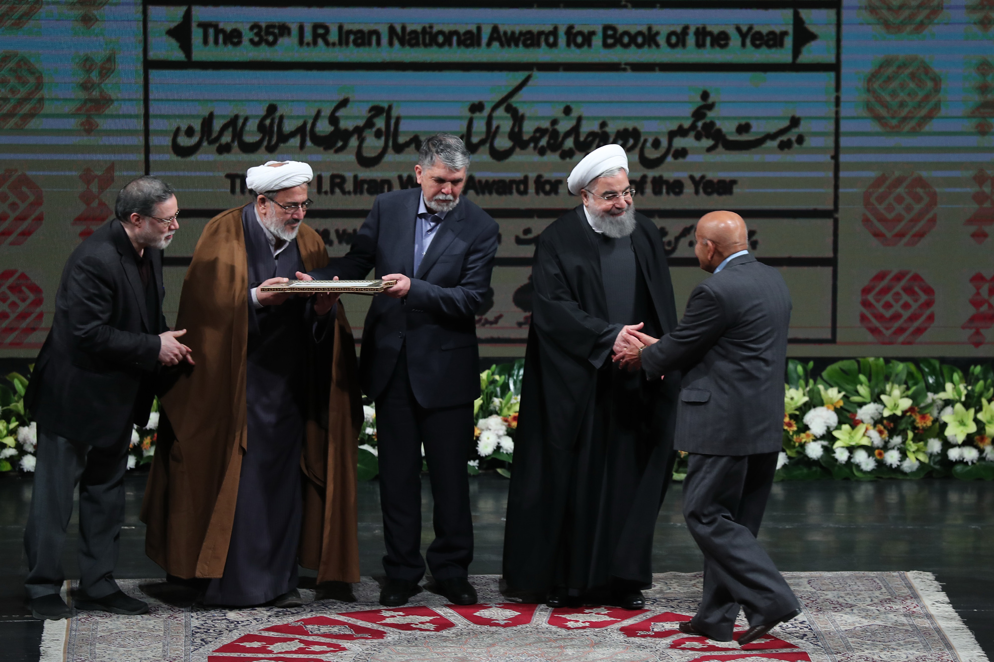 Photo of Trump blocks US writers' participation in Iran's Book of the Year Awards