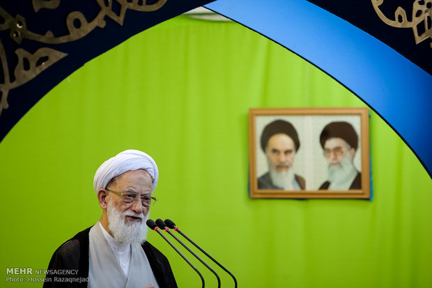 Photo of Senior cleric calls for large turnout at Feb. 11 rallies