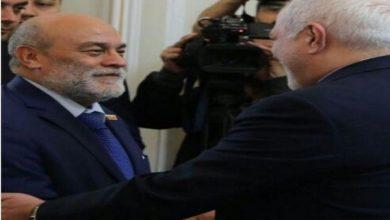 Photo of Zarif, Venezuelan deputy FM discuss bilateral ties in Tehran