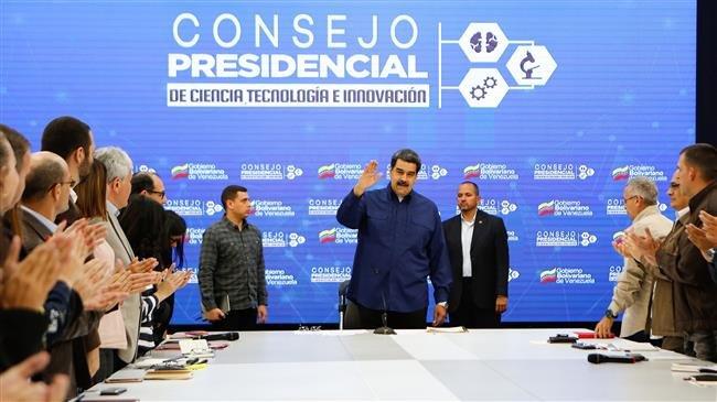 Photo of Maduro slams Trump's 'Nazi-like' rhetoric