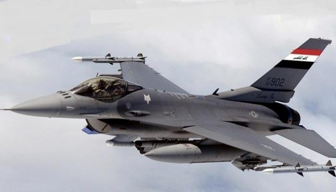 Photo of Iraqi Air Force kills scores of ISIS terrorists in eastern Syria