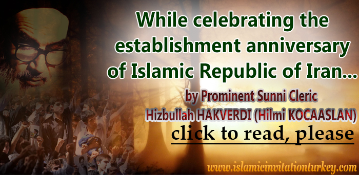 Photo of Prominent Sunni Cleric Ustad Hizbullah Hakverdi: WHILE CELEBRATING THE ESTABLISHMENT ANNIVERSARY OF ISLAMIC REPUBLIC OF IRAN…