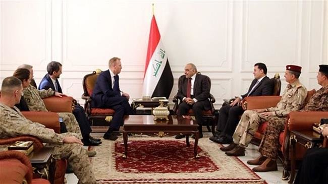 Photo of PM Abdul-Mahdi says no foreign bases will be accepted on Iraqi soil