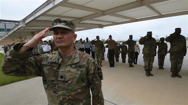 Photo of South Korea submits to Great Satan US demand to share troop cost