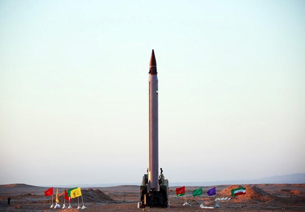 Photo of Iran unveils new indigenous missile 'Hoveyzeh'