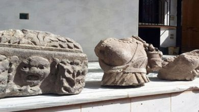 Photo of Aleppo: Turkey Looting Afrin's Artifacts, Archeological Monuments