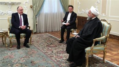 Photo of Iran, Azerbaijan promoting regional, global peace, stability: Rouhani
