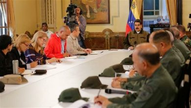 Photo of President Maduro creates military unit to protect key services after massive blackout