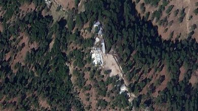 Photo of Images show militant facility 'still standing' in Pakistan after India's 'bombing'