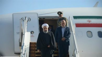 Photo of Rouhani sets off on historic visit to Iraq in major blow to Trump