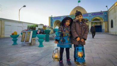 Photo of On the streets in Iran: Amou Nowruz & Haji Firooz +Pics