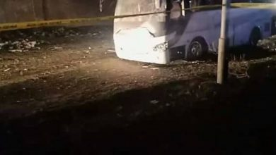Photo of Gunfire Hits Israeli Bus in Salfit