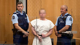 Photo of Zionist servant New Zealand Mosque Criminal Charged with Murder
