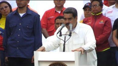 Photo of Maduro: Cyber-Attack Prevented Power Restoration