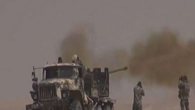 Photo of Syrian Army destroys terrorists' vehicles, dens in Hama