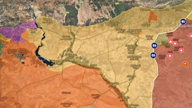 Photo of Latest map update of Euphrates River Valley after Daesh's defeat