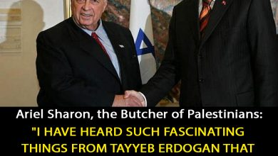 "Photo of Butcher Sharon, ""I will benefit from Erdogan's talents,"""