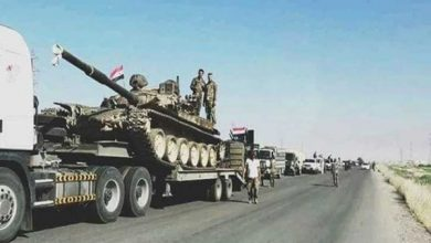 Photo of Syria in Last 24 Hours: Army Sends Military Convoy to Badiyeh to Establish Security at Common Borders with Iraq