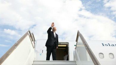Photo of Iranian FM leaves for New York to attend UN forum on multilateralism