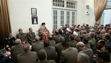 Photo of Leader: Fate of region unclear ‎if Iran Armed Forces had not countered Daesh