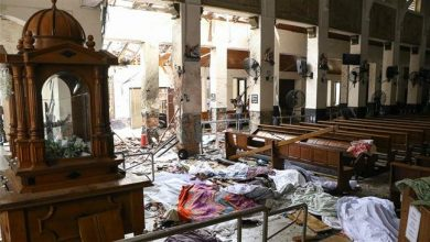 Photo of Sri Lanka's bloody day: Hundreds of casualties in attacks on churches, hotels