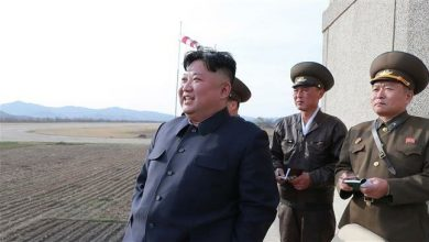 Photo of North Korea's Kim 'oversees test-fire of tactical weapon'