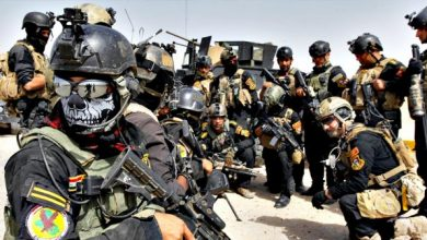 Photo of Iraqi special forces conduct airborne operation to kill 7 ISIS leaders