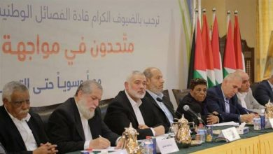 Photo of Palestinians will not accept US 'deal of century' at all: Haniyeh