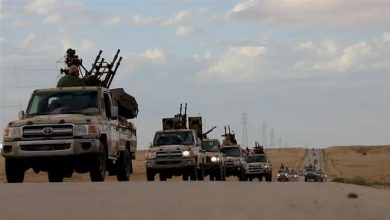 Photo of Libya's Haftar forces close in on Tripoli, capture former international airport