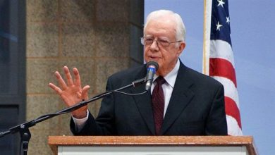 Photo of US 'most warlike nation in history': Ex-US President Jimmy Carter