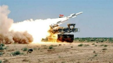 Photo of Syrian air defenses foil drones, rockets fired at key base