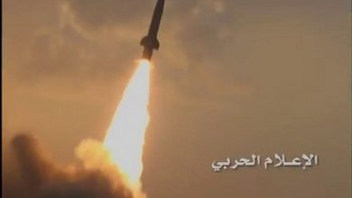 Photo of Yemen Fires 5 Homegrown Ballistic Missiles at Saudi Forces, Mercenaries
