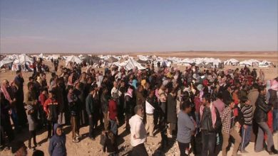 Photo of Homs: Over 12,000 Civilians Flee US-Controlled Refugee Camp