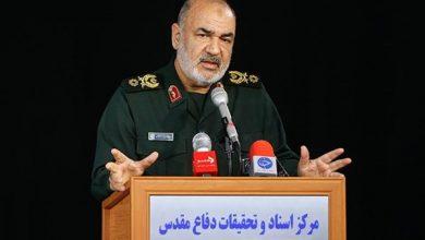 Photo of IRGC Top Commander: Enemies of Iran in End of Line