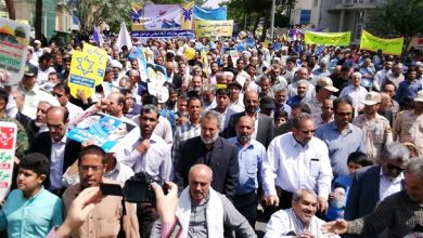 Photo of PHOTOS: Muslims Attend Mass Rallies on Quds Day