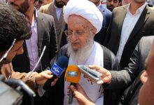 Photo of Ayatollah Shirazi says Imam Khomeini's initiative caused Palestinian cause to survive