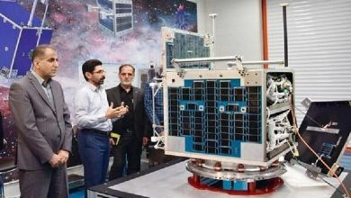 Photo of 'Zafar' satellite to be launched on Sep.